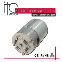 Carbon Brush 220V DC Motor For Juicer, 5512 Motor For Foot Massger ,100v Brushed Dc Motor