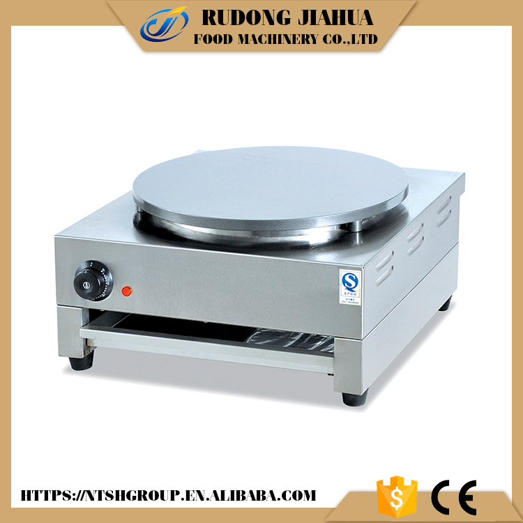 Electric Crepe Maker for Snack Equipment DE-1