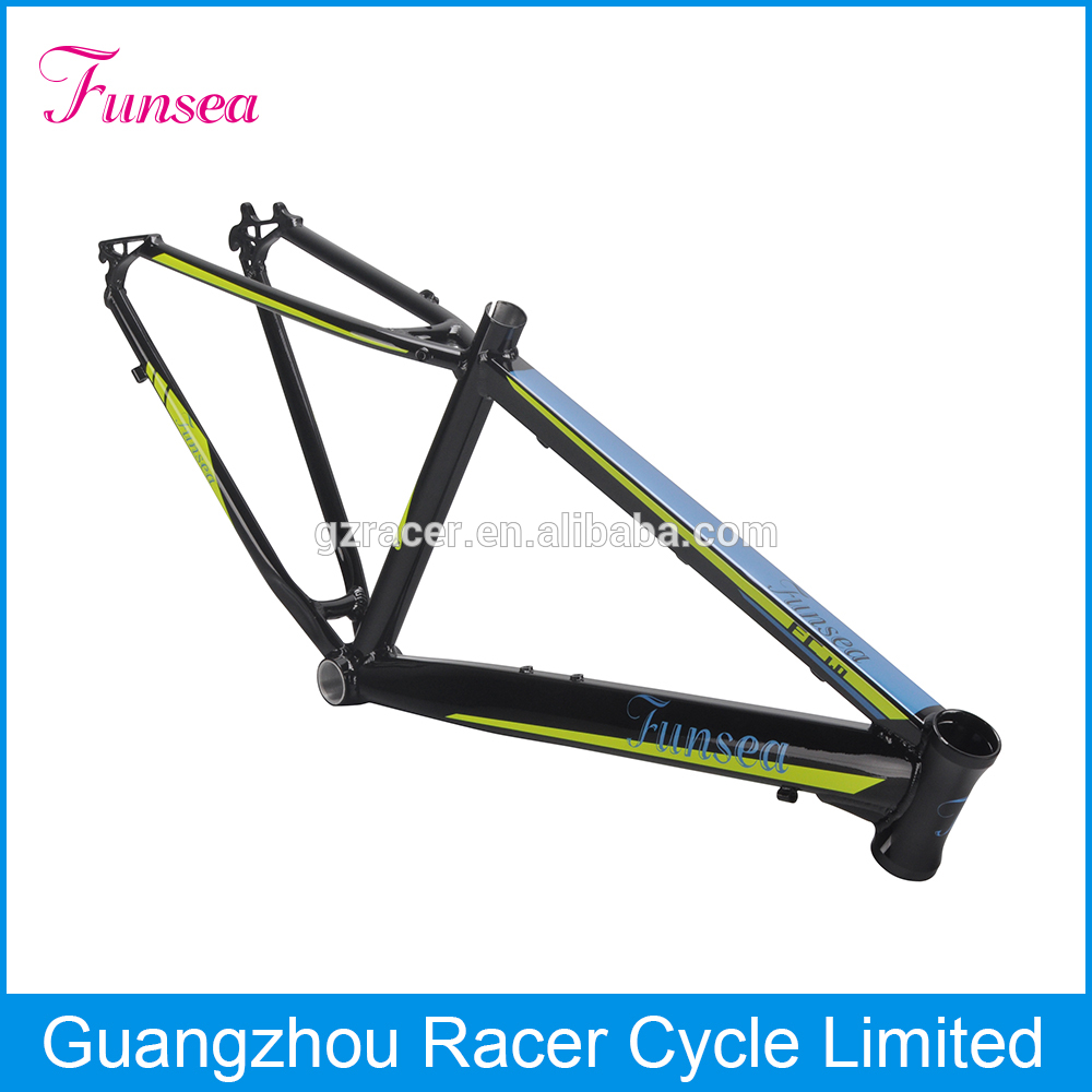 High quality long duration time urban bicycle frame with high