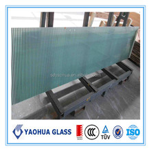 silkscreen tempered glass for kitchen decoration (CCC ISO9001 EN12150)
