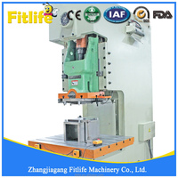 automatic aluminum foil containers making machine