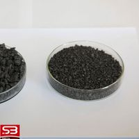 petroleum coke composition