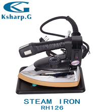 RH126 Shanghai Red Heart Industrial Laundry Press Steam Iron