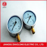Durable Oil Filled Ashcroft Vacuum Pressure Gauge