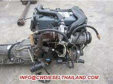 Isuzu 4JX1 Used Diesel Engine