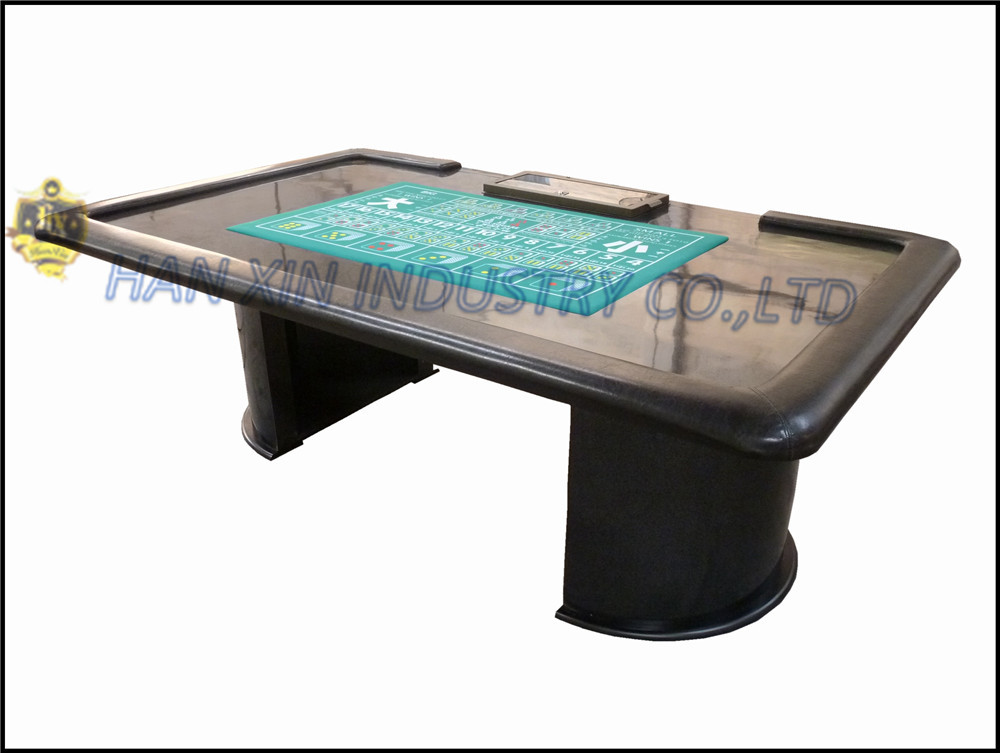 Buy a used craps table