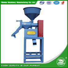 WANMA0771 Whole Set Rice Hulling Machine For Sale