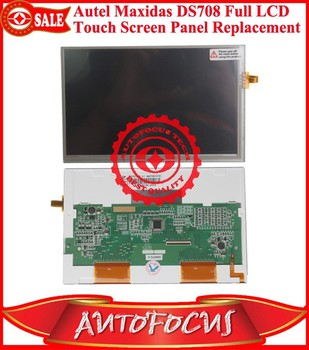 100% Original New Autel Maxidas DS708 Scannner Full LCD Touch Screen Spare Part Replacement