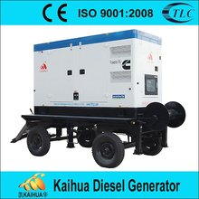 Low price 120kw chinese mobile Generating Diesel Engine 1006TAG