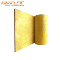 glass wool insulation blanket/sheet roll