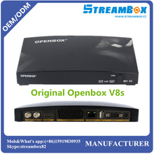 Openbox V8S MPEG-4/5 H.264/AVC NIT PVR Playback OSD 1080p i S/PDIF Scart DVB-S2 HD Satellite Receiver