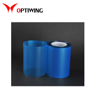 Resistance to Heat and Chesmicals , High barrier to Oxygen and Water blue PET Film