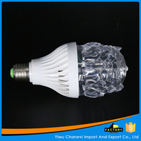 Latest different types cheap crystal saving energy led bulb light