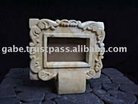 STONE CARVING PHOTO FRAME