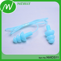 Silicone Noise Reduction Waterproof Swim Ear Plug