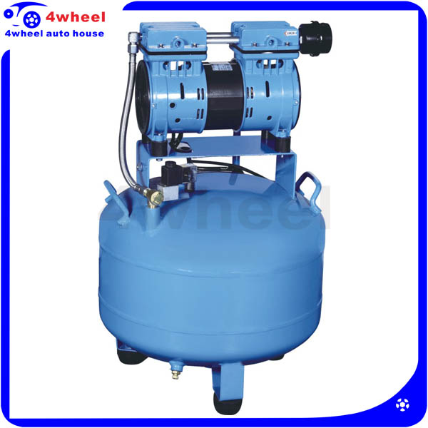 Quiet Silent Oil Free Dental Air Compressor