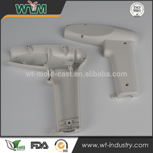 WT Factory Supply High Quality molded Laser Gun Plastic Casing