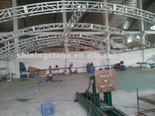 Aluminium stage roof system,trusses and stage tents