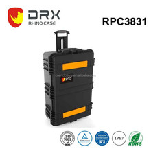 IP67 Waterproof Hard plastic Protective military equipment case
