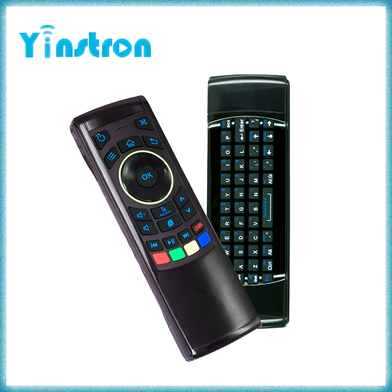 remote control FM5s 2.4G Air Mouse Keyboard Wireless remote control for Andriod TV box
