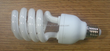 spiral CFL energy saving lamp Lin'an city HS-26W D58/4T/12mm cheaper