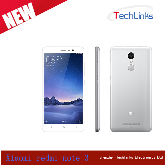 100% Original Xiaomi Redmi Note 3 Pro 2GB RAM Dual SIM 4G LTE Smart Phone