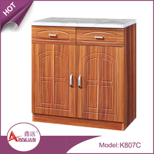 Foshan cheap small kitchen pantry cupboards cabinet design mdf wood kitchen cupboard