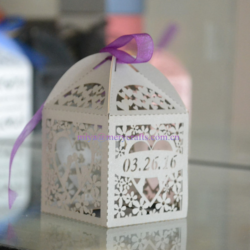 Wedding Gifts Box Packaging Wedding Take Away Gifts For