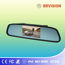 4.3inch rearview mirror for tiida , private vehicle