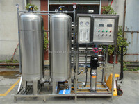 Factory price 1500LPH RO Water System Water Treatment Plant