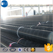 high quality oil and gas pipe with plastic pe coated for thermal power plant