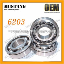 China Manufacture Factory Price Deep Groove Ball Bearing All Types Of Ball Bearings For Honda Yamaha Suzuki Motorcycle