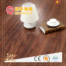 Anti skidding vinyl floor tiles fire resistance flooring