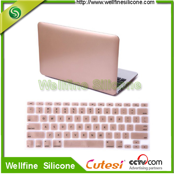 "Unique Ultra Thin Durable Keyboard Cover Silicone Skin for laptop Pro 13"" 15"" 17"""
