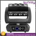 Dj Bar Stage Lamp 79 Channels Dmx512 Control 4 Head Wash Sharpy Spot Moving Head 16X25W Led Stage Light