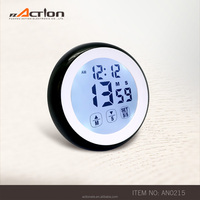 Cheap Price Digital touch Screen Timer count down count up timer with clock