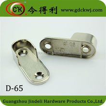 Wardrobe Rail Support Closet Rod Bracket D-65