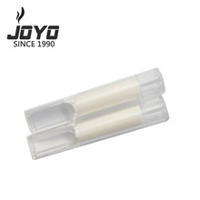 cigarette filter tubes with menthol capsule