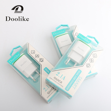 Doolike Dual USB Portable Charger For iPhone Charger