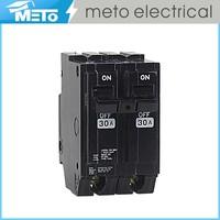 Power Good price miniature 2 pole 30a mini circuit breaker price