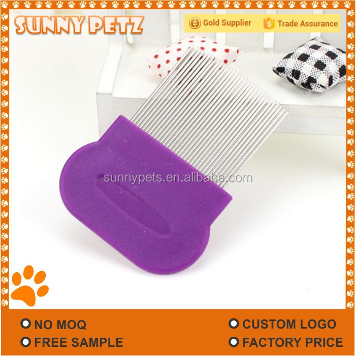 Dog Cleaning Flea Removing Lice Comb For Dogs