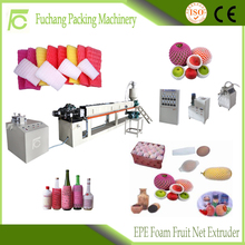 Small plastic products protect net for fruit trees making machine