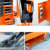 China Manufacturer hot sale OEM hydraulic mobile Self propelled scissor lift
