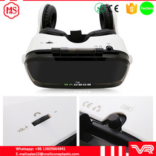 High quality Bobo VR Z4 with Headphone for movie at home or bed,xiaozhai bobo vr z4 mini