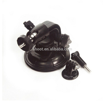 Wholesale accessories for gopro suction cup mount for gopro or anyother sports camera, or used in car