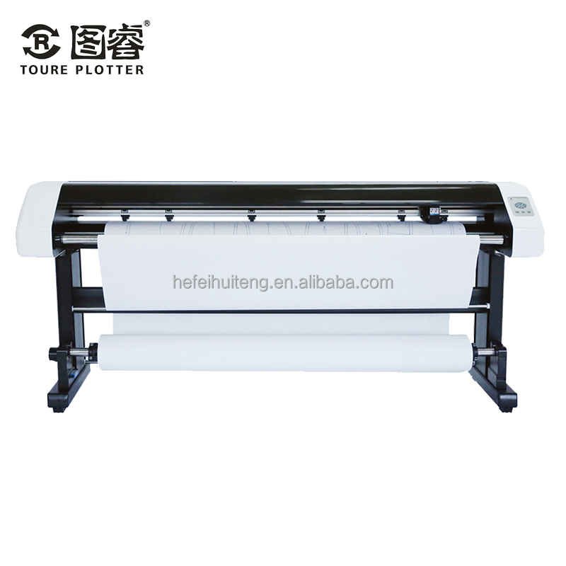 Chinese factory direct supply 150DPI CAD garment plotter printer for garment design