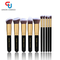 Premium Makeup Brush Kit Synthetic Kabuki Cosmetics Foundation Blending Blush Eyeliner Face Powder Brush Makeup Brush Set