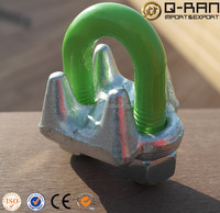 Crane Wire Rope Clip/U.S.Type Drop Forged Crane Wire Rope Clip