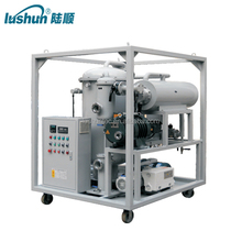 LUSHUN multi-stage/Double-stage Transformer Oil Recondition Transformer Oil recondition (ZJA )