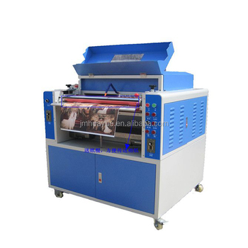 Very soft touch 650 velvet coater machinery